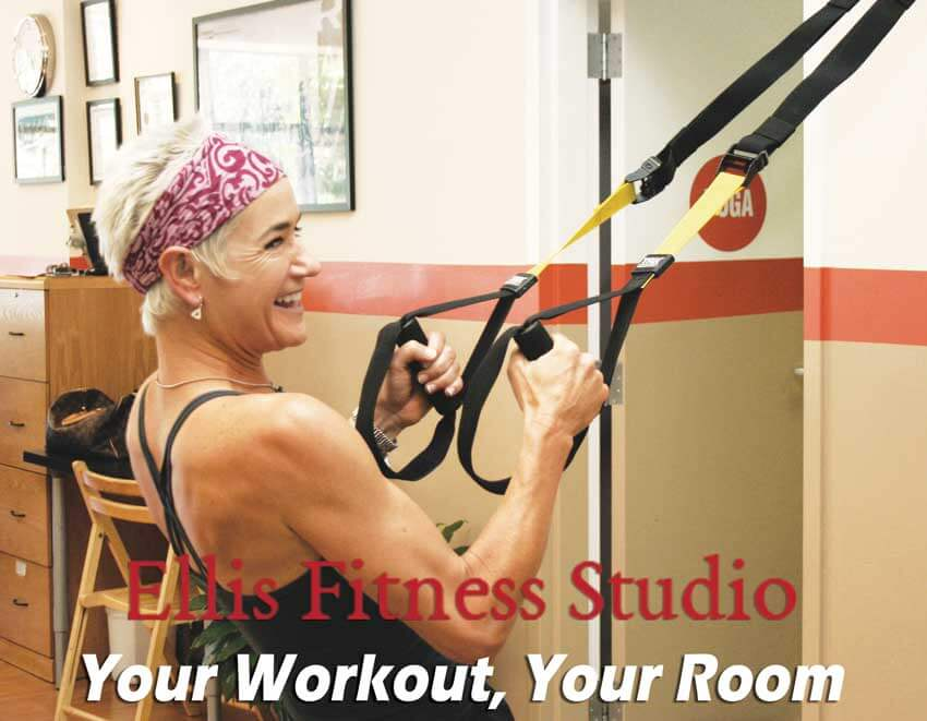 Ellis Fitness Studio - Your Workout, Your Room